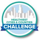 logo, Healthiest Cities and Counties Challenge