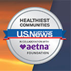 Healthiest Communities U.S. News & World Report in collaboration with Aetna Foundation